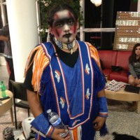 Pow Wow Makeup